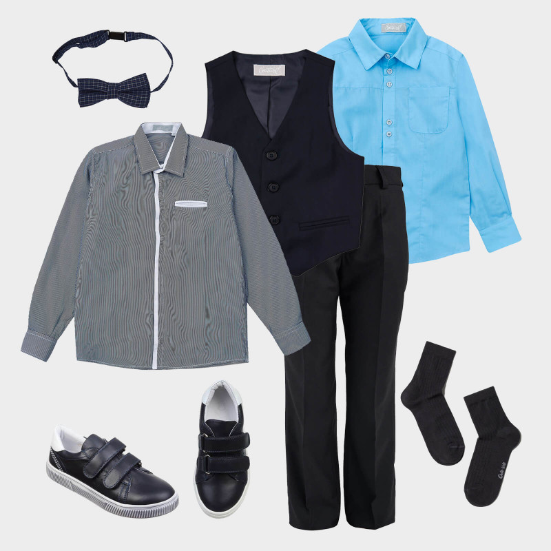 School look for boy