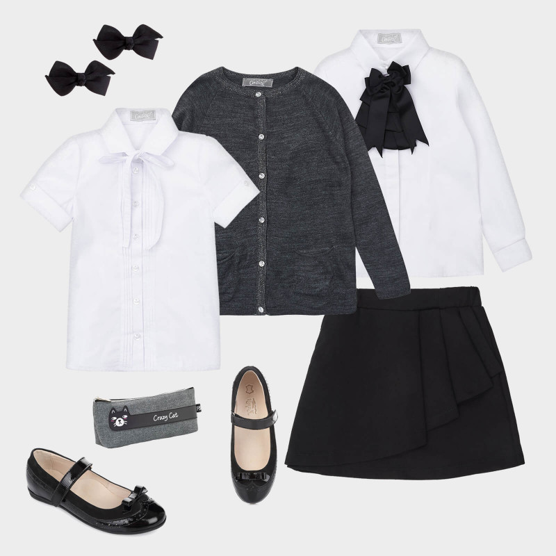 School look for girl