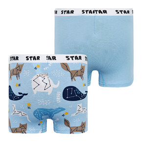 Boxer briefs Garnamama 2 pcs. STAR