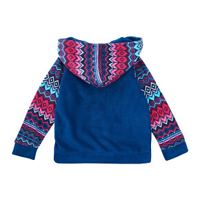 Hooded top BOMA