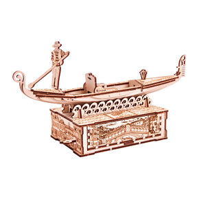 Купить 3D Пазл Wood Trick, md59850, Garnamama