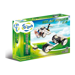 Купить Конструктор Gigo -7303, md72338, Garnamama