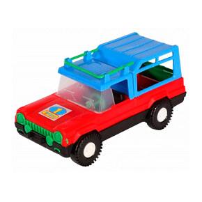 Купить Машинка Wader 39005-4, md60434, Garnamama