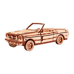 Купить 3D Пазл Wood Trick, md59851, Garnamama