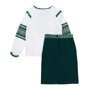 Blouse Skirt Malvy