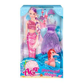 Купить Лялька Русалка Ася 35077, md79318, Garnamama