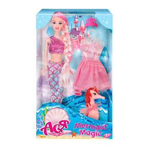 Купить Лялька Русалка Ася 35071, md79319, Garnamama