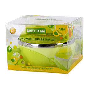 Plate -6092 Baby team