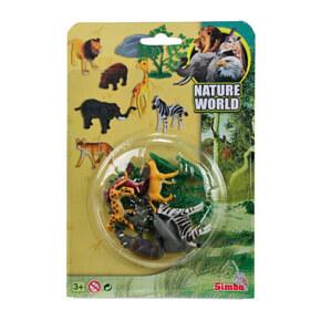 Купить Набір з фігуркою Nature World -434 1202-1, md62327, Garnamama