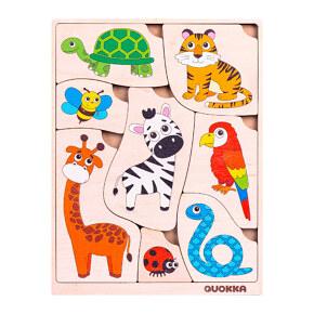 Купить Вкладка Пазл Quokka, md59235, Garnamama