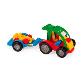Машинка Wader 39227-3, md60525, Garnamama  - купить со скидкой